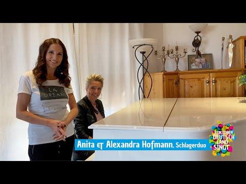 Das Schlagerduo Anita & Alexandra Hofmann macht mit bei Deutschland singt!