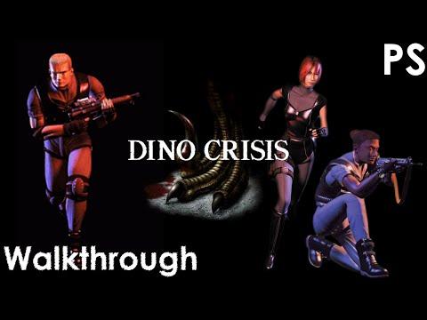 Dino Crisis Walkthrough