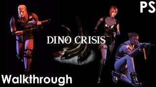 Dino Crisis Walkthrough