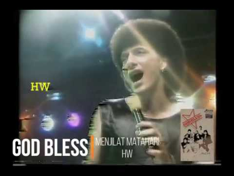 God Bless - Menijilat Matahari (1989) (Selekta Pop)