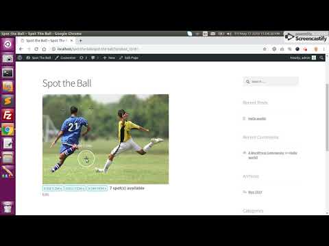 Spot the Ball WordPress WooCommerce thumbnail