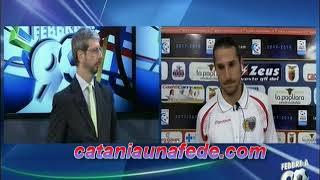 Tedeschi post Casertana Catania 1 0