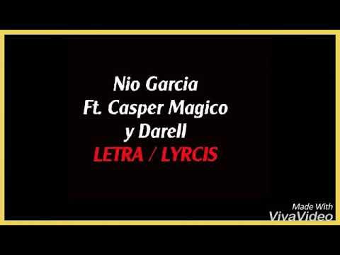 Te bote - Nío García Casper Darell - Karaoke