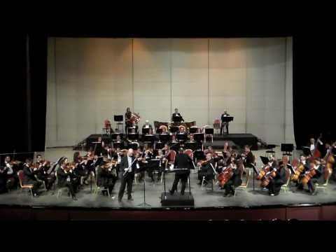 Mohamed-Aly Farag Concerto for Flute and Orchestra (2015)
