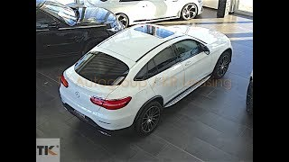 Mercedes Benz GLC 250d Coupe 4MATIC AMG line