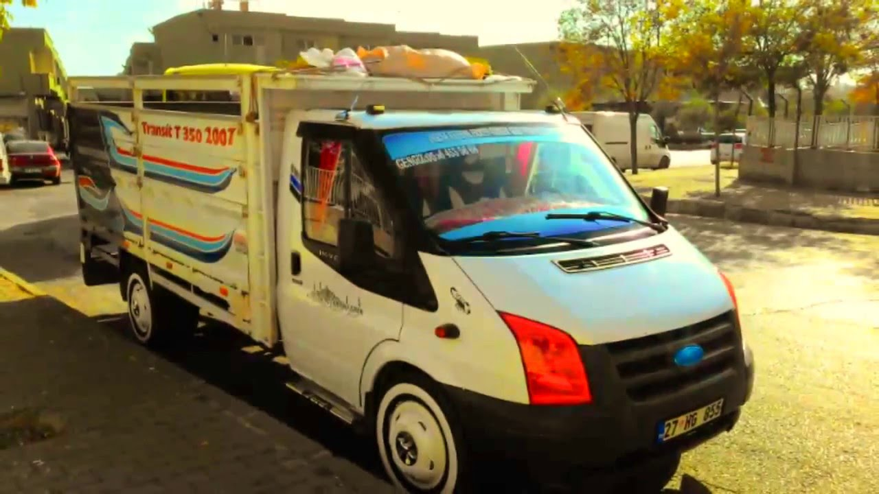 ford transit modifiye - youtube