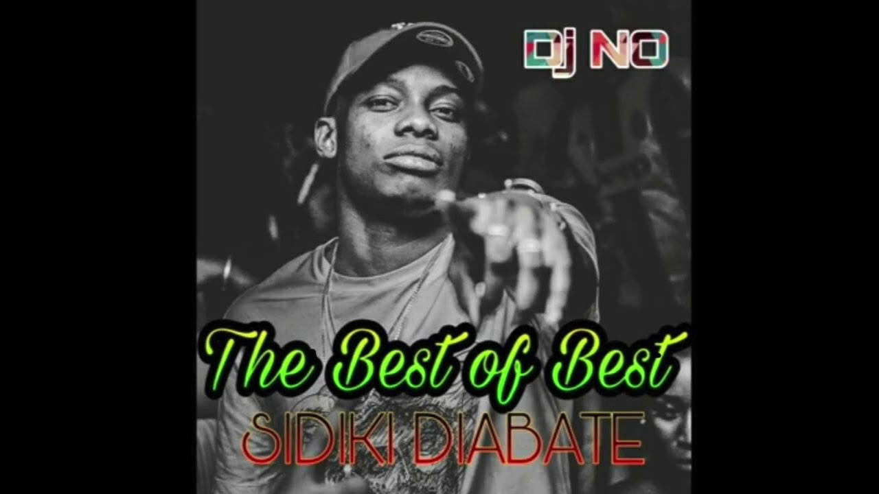 Download SIDIKI DIABATE - THE BEST OF BEST MIX by Dj NO