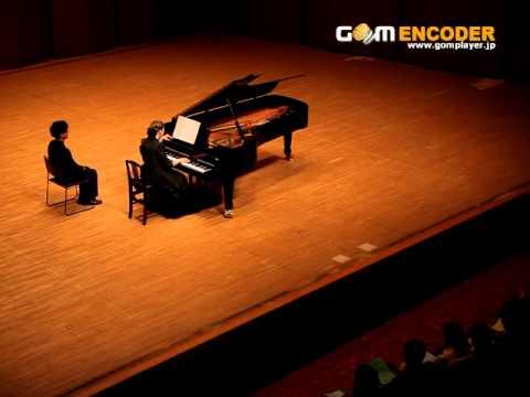 紫陽花コンサート2011 ショパン ノクターン イリーナ・メジューエワ