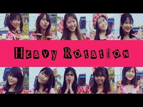 【MV COVER】 JKT48 - HEAVY ROTATION by SRT48_DC