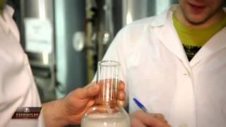 Пиво «Харьковское»(В этом видео подробно описано производство пива «Харьковское» на пивном заводе «Pivobar», а также перечислены..., 2014-02-27T13:48:12.000Z)