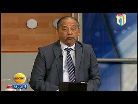 Huchi Lora hoy sera un dia histórico si así lo quiere el Pte. Danilo Medina para bien o para mal