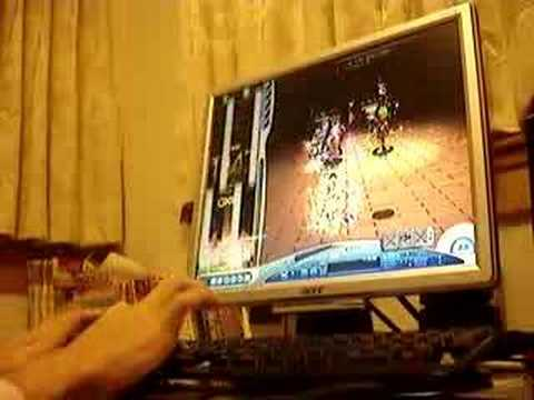 O2Jam Earth Quake FC by XiaoFo