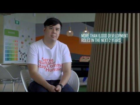 Meet Sing Jie, a Software Engineer from Garena