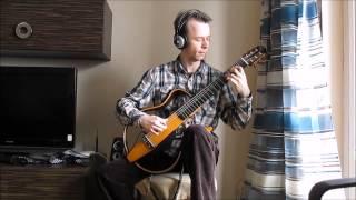 Dance Motifs Nr. 2 (fingerstyle guitar)