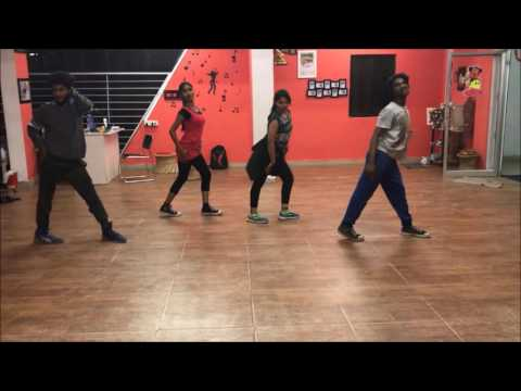 Britney Spears WOMANIZER dance choreography  by Charan Kalyan