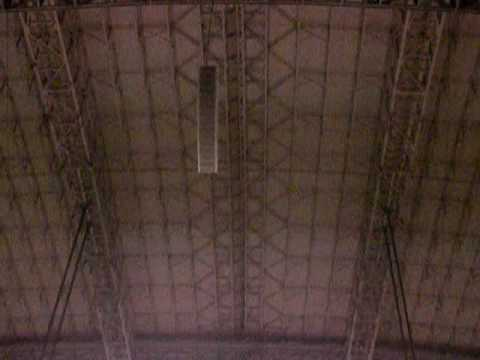 Cowboy Stadium roof opens for the first time at George Strait Concert 6/6/9