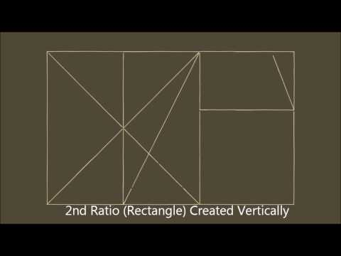 Golden Ratio in 60 seconds