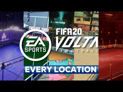 Every Volta Football Location In FIFA 20