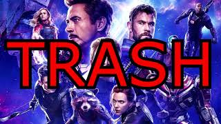 Avengers Endgame Sucks - Don't Believe Avengers Endgame Reviews -