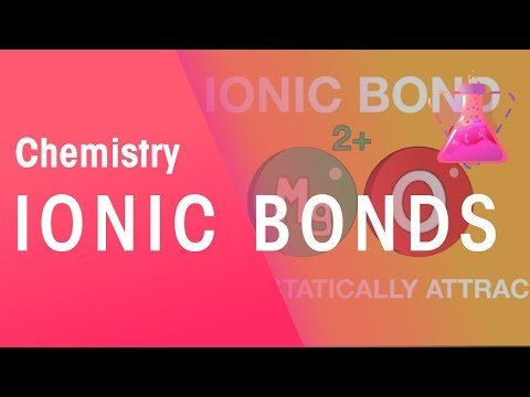 What are Ionic Bonds?  | The Chemistry Journey | The Fuse School