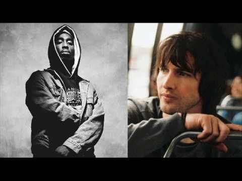 2 Pac feat James Blunt - Dear mama - You are beautiful (mix)