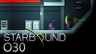 STARBOUND [HD+] #030 - Parallelwelten & Mrs. AffenClaus ★ Let's Play Starbound