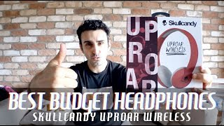 Skullcandy Uproar | Best Value Wireless Bluetooth Headphones