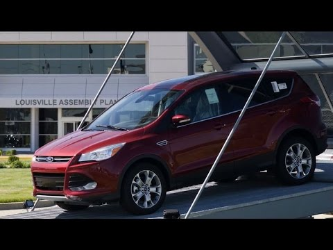 Ford recalls over 160,000 vehicles