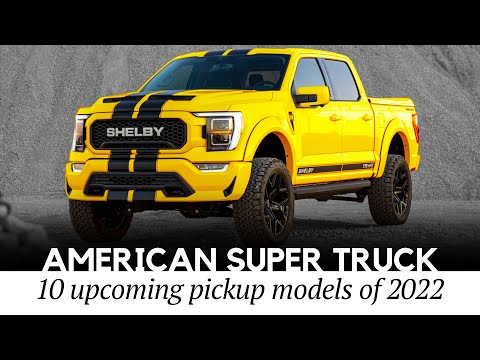 Newest American Super Trucks with Over the Top Performance & Offroading Upgrades