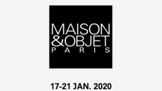 MAISON & OBJET PARIS 01/20…