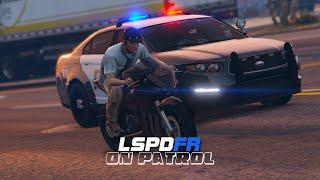 LSPDFR - On Patrol - Day 17 - SWAT Traffic Patrol