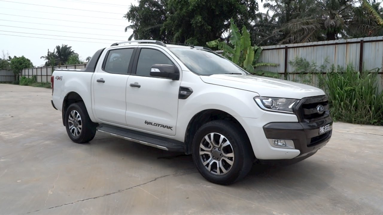 2015 ford ranger 32 4x4 wildtrak high rider double cab start up and full vehicle tour