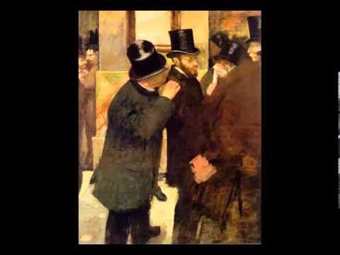 Modern Art Family Tree 006 - Degas