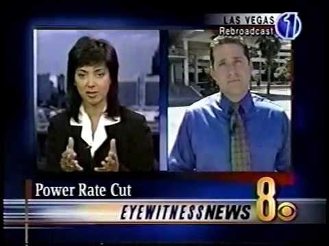 Polly Gonzalez, KLAS Eyewitness  Las Vegas, March 27, 2002