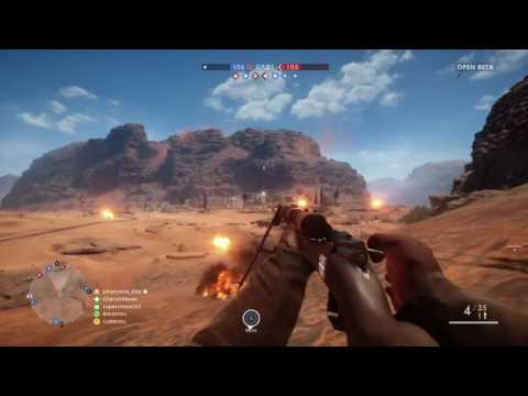 Battlefield 1 Beta Broken Arch!