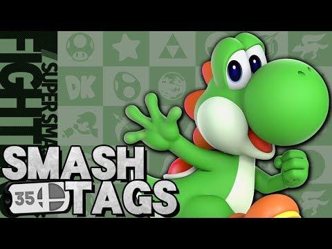 Yoshi Destroys Uncle Sam! - ELITE Smash Tags #35 (Super Smash Bros. Ultimate) thumbnail