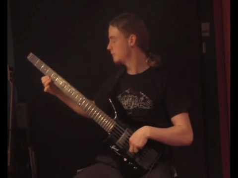 Ne Obliviscaris bass tracking studio diary #2