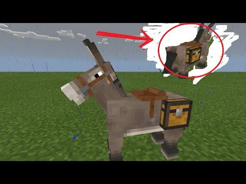 как сделать лошадь в майнкрафт пе #10