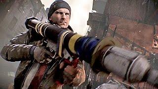 Homefront The Revolution 60FPS Gameplay - Gamescom 2015