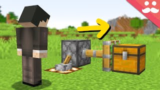 What if Minecraft had movable chests?