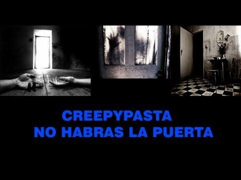 Creepypasta no habras la puerta viyoutube for Puerta willy wonka