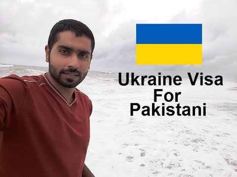 Ukraine Visa For Pakistani || Detail Of Ukraine Visa