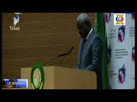 MOUSSA FAKI MAHAMAT - Président de la Commission de l'Union Africaine
