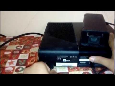 como conectar la xbox 360 ala tv