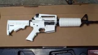 nerf custom guns
