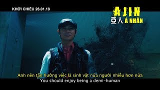 AJIN: DEMI-HUMAN - Main Trailer - Opens 26.01.18 in Vietnam