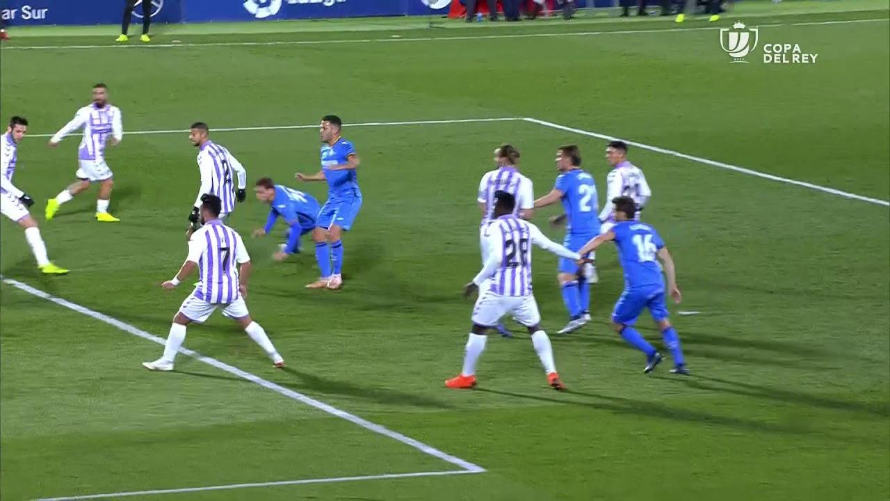 ผลการค้นหารูปภาพสำหรับ Valladolid vs getafe
