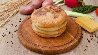 Осетинские пироги - Рецепты от Со Вкусом