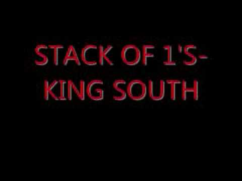 King South-Stack of 1's
