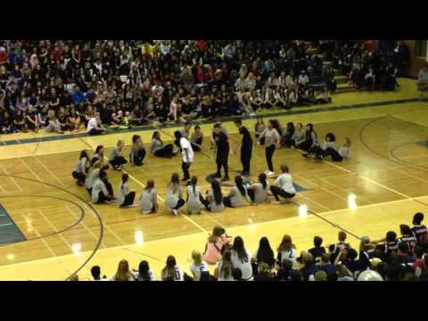 Crescent Heights High School Pep Rally 2015 Part 3
